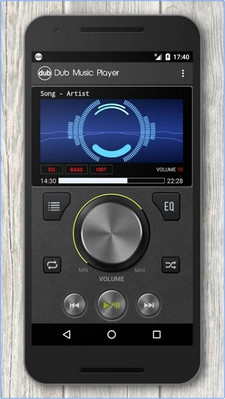 App ฟังเพลงDub Music Player and Equalizer