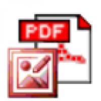 PDF to Image (โปรแกรมแปลงไฟล์ PDF เป็นไฟล์ภาพ JPG และ BMP)
