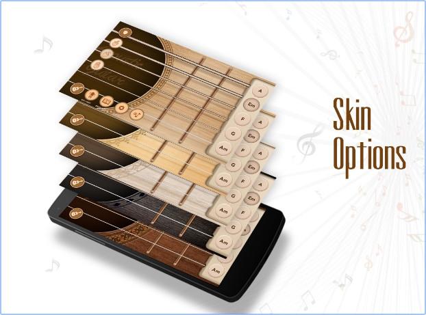 App ฝึกเล่นกีต้าร์ สอนเล่นกีต้าร์ Guitar