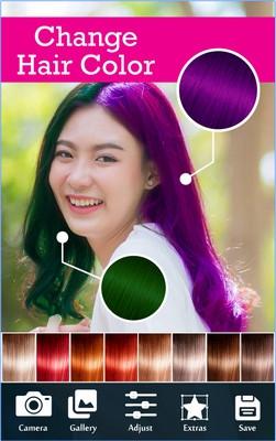 Change Hair Color (App เซลฟี่เปลี่ยนสีผม เซอร์ไพรส์เพื่อนเซอร์ไพรส์แฟน)
