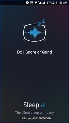 App นอนกรน นอนกัดฟันDo I Snore or Grind