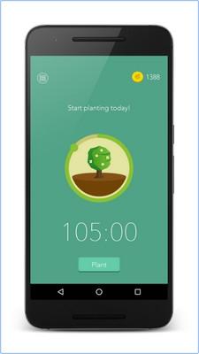 App แก้อาการติดมือถือForest Stay Focused