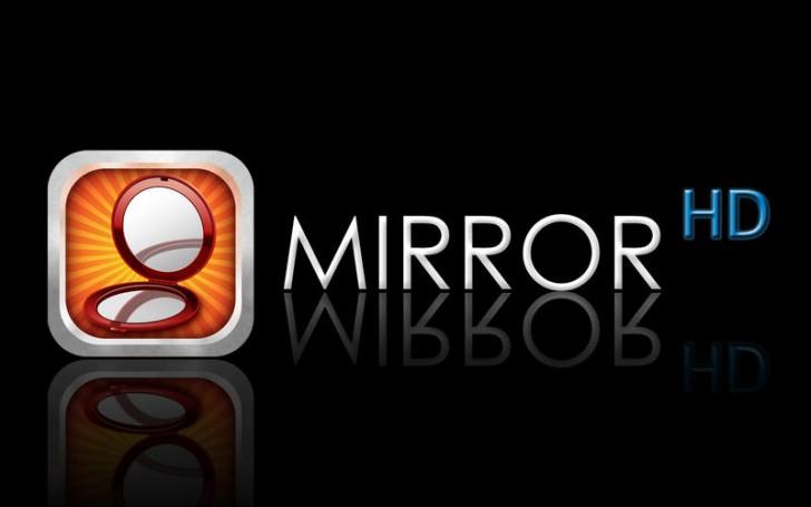 โปรแกรมส่องกระจกMirror HD