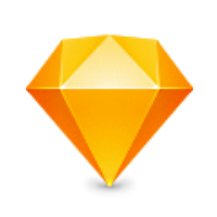 Sketch (โปรแกรม Sketch ออกแบบ Digital Design วาด UX UI บนเครื่อง Mac)