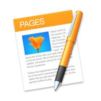 Pages (โปรแกรม Pages พิมพ์งานเอกสาร สำหรับ Mac จาก Apple ฟรี)