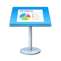 Keynote (โปรแกรม Keynote สร้างงานนำเสนอ สไลด์โชว์ บน Mac จาก Apple ฟรี)