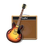 GarageBand (โปรแกรม GarageBand สร้างเสียง เครื่องดนตรี บน Mac จาก Apple ฟรี)