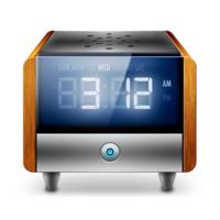 Wake Up Time (โปรแกรม Wake Up Time นาฬิกาปลุก ตั้งโต๊ะ บนเครื่อง Mac ฟรี)