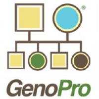 GenoPro (โปรแกรม GenoPro สร้างแผนภาพวงศ์ตระกูล)