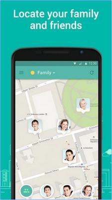 App ติดตามตำแหน่งสมาชิกครอบครัวGeoZilla