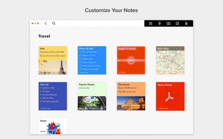 โปรแกรมสมุดโน๊ต จดบันทึก Notebook