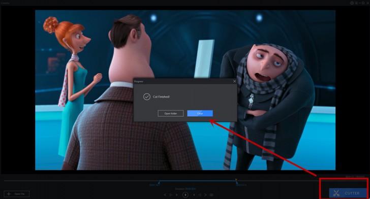 CutoMe (โปรแกรม CutoMe ตัดต่อวีดีโอ แปลงไฟล์วีดีโอ รวดเร็วทันใจ ใน 3 ขั้นตอน :