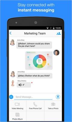 App ประชุมออนไลน์ZOOM Cloud Meetings