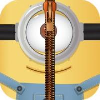 Yellow Zipper Lock Screen HD (App รูดซิปปลดล็อคหน้าจอ)