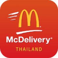 McDeliveryThailand (App สั่งอาหาร McDonald ส่งตรงถึงบ้าน)