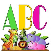 ABC kids (App เกมส์จับคู่ abc มีเสียงอ่านประกอบ)