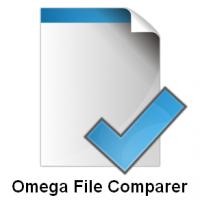 Omega File Comparer (โปรแกรม Omega File Comparer เช็คไฟล์ ตรวจสอบไฟล์เสีย)