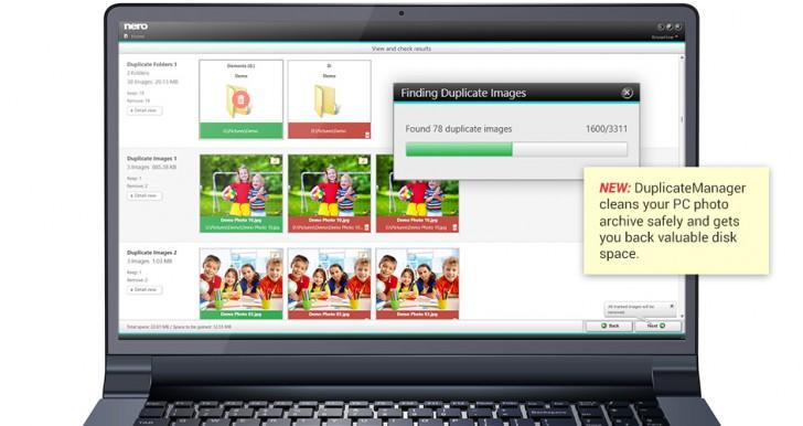 โปรแกรมเขียนบันทึกข้อมูลลงแผ่นซีดี ดีวีดี Nero Platinum