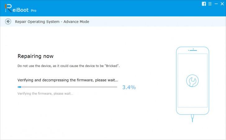 ReiBoot (โปรแกรมแก้ iPhone ค้าง iPhone หรือ iPhone ทำงานไม่ปกติอื่นๆ) :