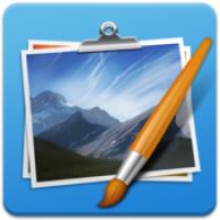 Paint X Lite (โปรแกรม Paint X Lite เพ้นท์สี วาดรูป แต่งภาพ บน Mac ฟรี)