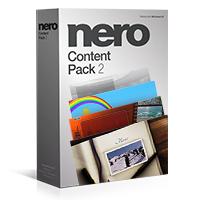 Nero Content Pack (แพ็ครวม Content และ Templates สำหรับโปรแกรมของ Nero)