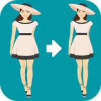 Make Me Slim Photo Editor (App แต่งภาพหุ่นสลิมผอมเพรียวสำหรับคุณผู้หญิง)