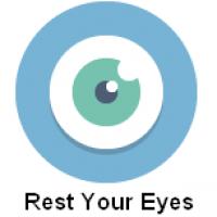 Rest Your Eyes (โปรแกรมแจ้งเตือนพักสายตา เมื่อใช้คอมพิวเตอร์เป็นเวลานาน)