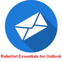 ReliefJet Essentials for Outlook (โปรแกรมแปลงไฟล์ EML เป็น HTML ฟรี)