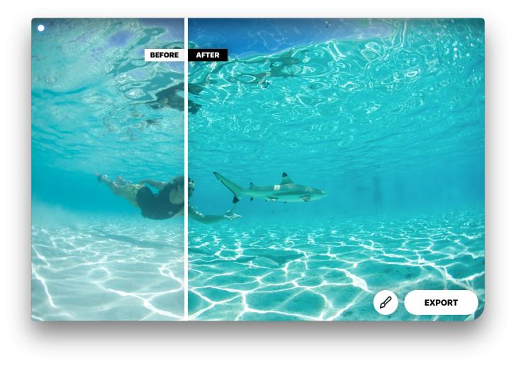 Photolemur (โปรแกรมแต่งรูป Photolemur เปลี่ยนภาพถ่ายธรรมดา ให้สวยเหมือนมืออาชีพ) :