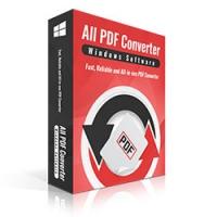 All PDF Converter (โปรแกรม All PDF Converter แปลงไฟล์ PDF แบบครบวงจร)