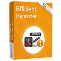 Efficient Reminder Free (โปรแกรม Efficient Reminder Free โปรแกรมแจ้งเตือนความจำ ฟรี)