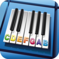 Music Keys (โปรแกรม Music Keys สอนเปียโน สำหรับเด็ก และ ผู้เริ่มต้น บน Mac)