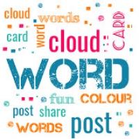Word Cloud (App สร้างแพทเทิร์นข้อความสวยๆ เลือกกรอบได้หลายแบบ)