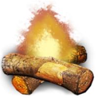 Fireplace Free (โปรแกรม Fireplace Free เตาผิงไฟ บนหน้าจอ Mac ฟรี)