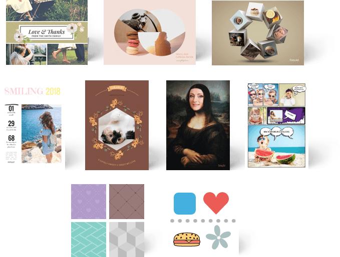 FotoJet Collage Maker (โปรแกรม FotoJet Collage Maker รวมรูปภาพ จัดรูปภาพ บน PC) :