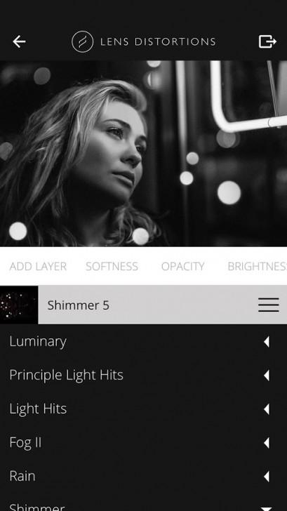 Lens Distortions (App แต่งรูป ใส่เอฟเฟคภาพ บนสมาร์ทโฟน Android และ iOS ฟรี) :