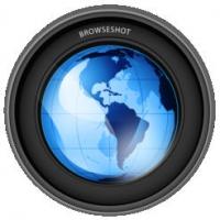 BrowseShot (โปรแกรม BrowseShot บันทึกหน้าจอเว็บไซต์ ทั้งหน้า บนเครื่อง Mac ฟรี)
