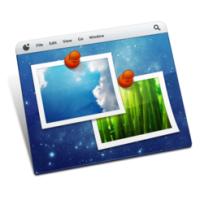 PhotoStickies (โปรแกรม PhotoStickies แสดงรูปภาพ แปะรูป หน้าจอ Desktop บน Mac)