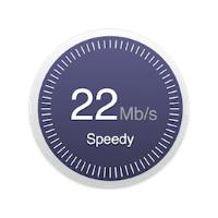 Speedy (โปรแกรม Speedy เช็คความเร็วเน็ต อย่างรวดเร็ว บน Mac)
