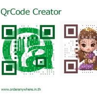 QrCode Creator (App สร้าง QR Code ฟรี บน Android)