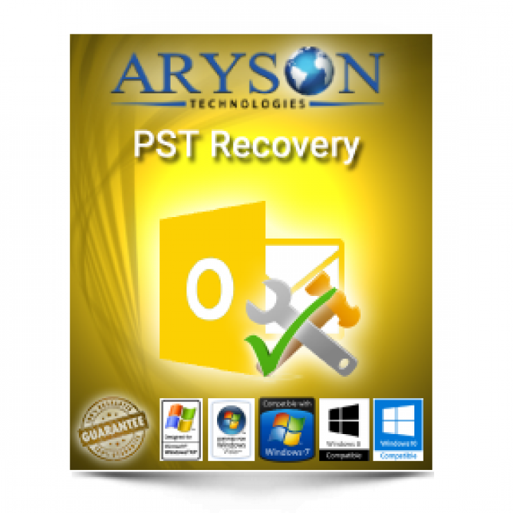 Repair Outlook PST (โปรแกรม Repair Outlook PST ซ่อมไฟล์อีเมล์ บน PC)