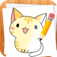 How to Draw Kawaii Drawings (App หัดวาดการ์ตูนน่ารักๆ)