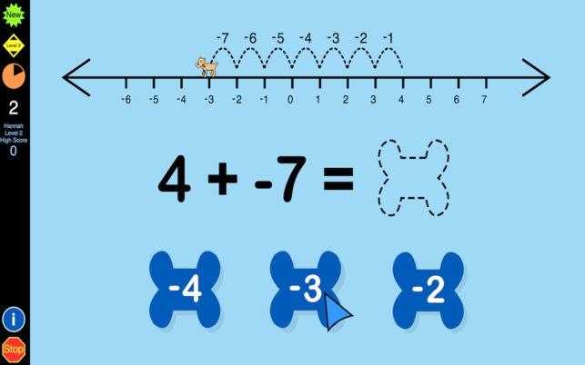 Addition (โปรแกรม Addition สอนบวกเลข คิดเลข สำหรับเด็ก บน Mac) :