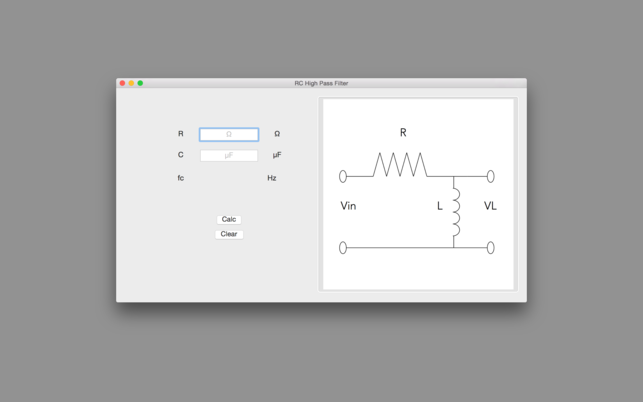 CircuitCalc (โปรแกรม CircuitCalc คำนวณแผงวงจรไฟฟ้า บน Mac) :