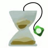TeaTimer (โปรแกรม TeaTimer นับเวลาชงชา แบบซอง สำหรับ Mac)