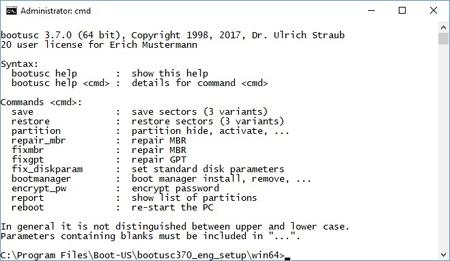 Boot-US (โปรแกรมช่วยสลับ OS บน PC ใช้ฟรี) :