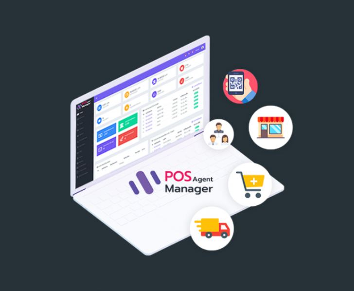 POS Agent Manager (เว็บแอพพลิเคชั่น POS Agent Manager ระบบจัดการตัวแทนจำหน่ายออนไลน์) :