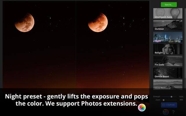 LUCiD Exposure for Photos (โปรแกรม LUCiD Exposure ปรับสภาพแสง รูปภาพ บน Mac) :