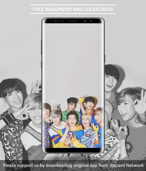 GOT7 Wallpaper KPOP (App รวมวอลล์เปเปอร์เท่ห์ๆ จากบอยแบนด์เกาหลี GOT7) :