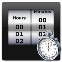 Alinof Timer (โปรแกรม Alinof Timer จับเวลา บนหน้าจอ ง่ายๆ บน Mac)